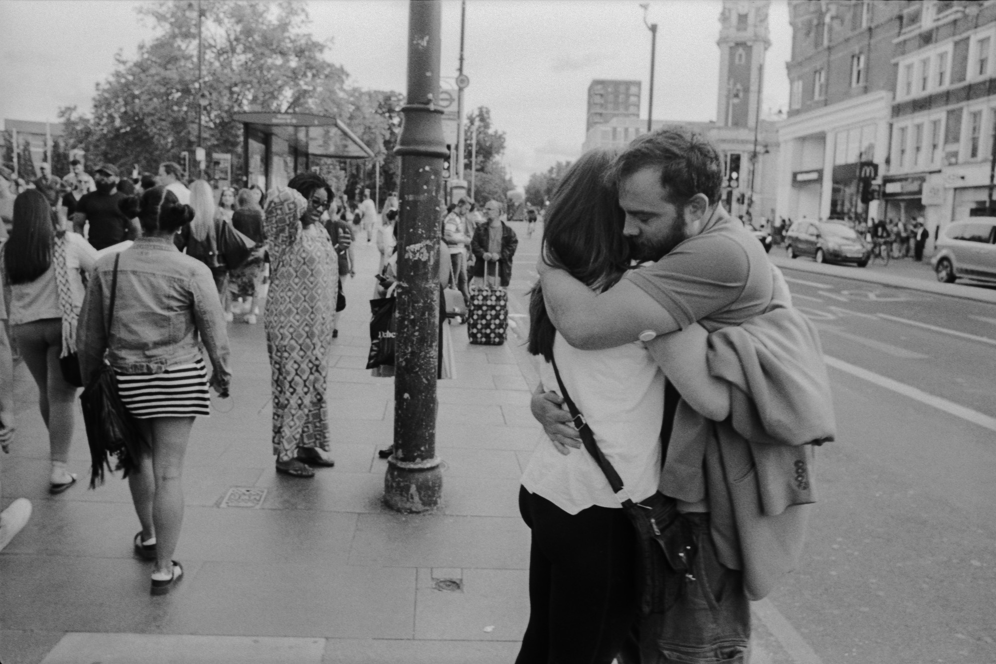 Casual Intimacy –Alfie White